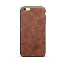 Leather Ultra Thin Slim TPU Hard Skin Back Case Cover For Apple iphone 6 6S Plus
