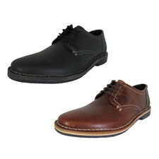 Steve Madden Mens Heywire Perforated Oxford Shoes