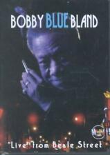 BOBBY BLUE BLAND - LIVE FROM BEALE STREET NEW DVD
