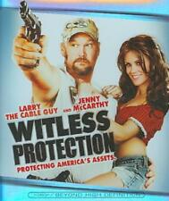WITLESS PROTECTION NEW BLU-RAY