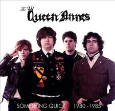 THE QUEEN ANNES - SOMETHING QUICK 1980-1985 [DIGIPAK] NEW CD