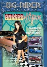 O.G. RIDER: HOMIES AND HYNAS NEW DVD
