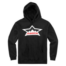 Icon Raiden Splintered Hoody Black