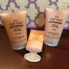 LAURA GELLER THE REAL DEAL CONCEALER SERIOUS COVERAGE YOU CHOOSE .70 OZ