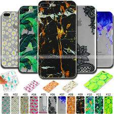 Cute Skin Slim Soft Back Cover Ultra thin Rubber Shockproof TPU Case For iPhone