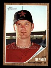 2011 Topps Heritage #456  Jeff Keppinger  Astros NM/MT G9683