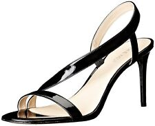 Nine West Womens Rhyan Open Toe Casual Slingback Sandals