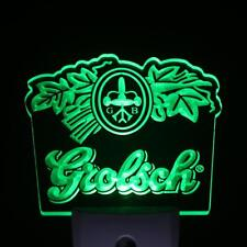Grolsch Beer Bar Day/ Night Sensor Led Night Light Sign
