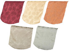 Decorative Traditional Leaf Style Antimacassar Chairback Sofa Settee Chair Cover
