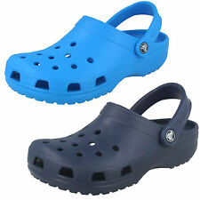 MENS LADIES CROCS CLASSIC SLINGBACK SLIP ON COMFY CASUAL CLOGS BEACH SHOES