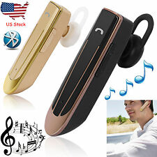 Wireless Headset Bluetooth Earphone 22 Hours Talk Time For Samsung iPhone Huawei