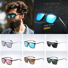 Polarized Mens Womens Retro Vintage Aluminum Aviator Sunglasses Eyewear Glasses