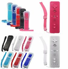 New Remote For Nintendo Wii & Wii U Game +Built in Motion Plus Remote Controller