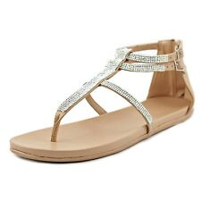 Kenneth Cole Reaction Womens Slim It Embellished Ankle Strap Sandals