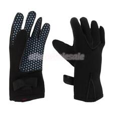 3mm Neoprene Scuba Diving Dive Spearfishing Snorkeling Wetsuit Gloves S M L XL