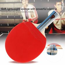 REIZ 2 Star Table Tennis Racket Ping Pong Paddle Training Table Tennis Racket KF