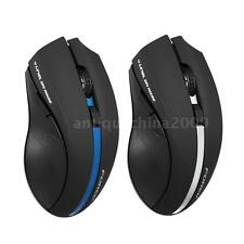FOREV 2.4Ghz Wireless Mouse 1600 DPI +USB Receiver for Gaming Laptop PC O4U2