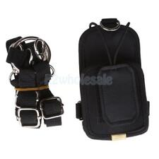 Universal Adjustable Radio Strap And Holder Holster For Walkie Talkie Radio
