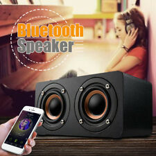 Portable Wireless Bluetooth Speaker Stereo Music USB/ AUX/ TF Card FM Subwoofer