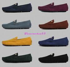 New  MENS GOMMINO CASUAL  SLIP ON LOAFERS MOCCASINS DRIVING SHOES