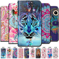Flip Protective PU Leather Cover Shockproof Wallet Skin Case For Apple iPhones