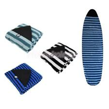"""Lightweight 6'0"""" Surfboard Sock Bag Surf SUP Shortboard Protective Stretch Cover"""