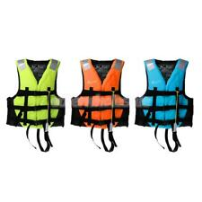 Water Sports Buoyancy Aid Life Jacket Kayak Sailing Rescue Fishing Safety Vest