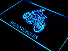 """16""""x12"""" j386-b Motorcycles Services Repairs NEW Neon Sign"""