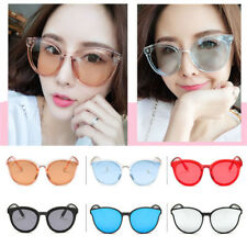 Fashion Womens Girls Oversized Cat Eye Sunglasses Glasses Eyewear Shades UV400