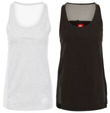 New Nike Bonded Womens Tank / Sleeveless Top ALL SIZES AND COLOURS