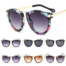 Retro Unisex Stylish Cat Eye Womens Men Sunglasses Shades Glasses Eyewear UV400