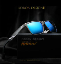 Men Polarized Driving Sunglasses Sports Mirrored Glasses Fashion Eyewear UV400