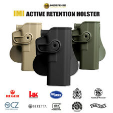 IMI Defense Level 2 Holster Glock, Sig, Walther, CZ, Springfield, Makarov, S&W