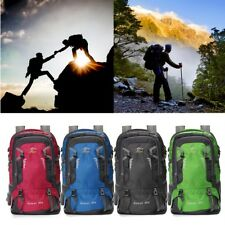 IPRee 60L Backpack Camping Hiking Trekking Mountaineering Rucksack