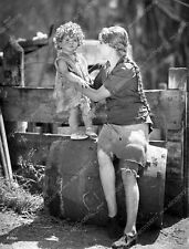 Mary Pickford Mary Louise Miller silent film Sparrows 8b4-883