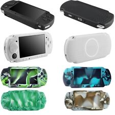 Silicone Rubber Skin Case Cover Protection for Sony PSP 2000 3000 Controller