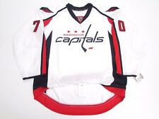 BRADEN HOLTBY WASHINGTON CAPITALS AUTHENTIC AWAY REEBOK EDGE 2.0 7287 JERSEY