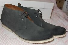 76% off NEW Mens John Varvatos USA Filmore Chukka  Boot Lead Retail $275