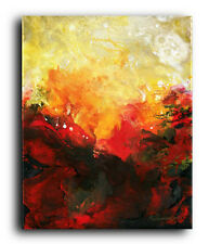 Gallery Canvas & Fine Art Prints Phoenix Abstract Contemporary Painting Modern