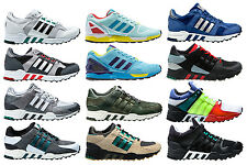 Adidas EQT EQUIPMENT RUNNING SUPPORT Guidance Cushion ZX Flux Trainers