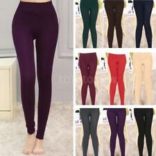 Sexy Women's Winter Warm Tights Stretch Thick Footless Pants Pantyhose HOT M8L0