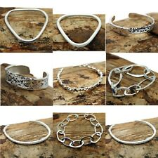 Tego Sterling Silver / Plated Silver Bracelets & Bangles -  Mexican Designer NEW