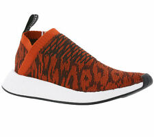 Adidas Originals NMD_R2 Primeknit Boost Shoes Men's Sneakers Trainers by9406