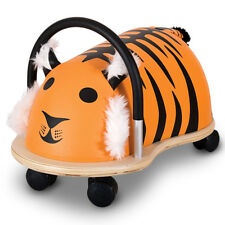 Hippychick Wheelybug Ride on Toy Tiger Design 1-3 Years or 3+ Years Child Gift