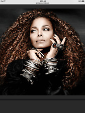 2 Janet Jackson Tickets~11/5/17 Barclays Center~Great Sests~