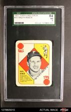 1951 Topps Red Back #15 Ralph Kiner Pirates SGC 7 - NM