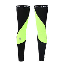 Cycling Cycle Leg Warmers Thermal Winter Knee Running Warmers Calf Brace