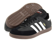 Adidas SAMBA Mens Classic Black White Indoor Soccer Athletic Sport Shoes