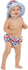 Mud Pie E7 Boathouse Baby Boy Crab Diaper Cover Swim Bloomers 1022115