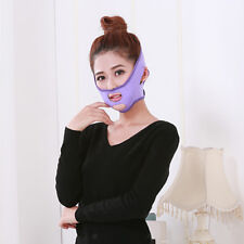 Face V-Line Cheek Slim Lift Up Mask Double Chin Thin Strap Anti-Aging Belt